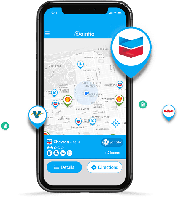 Pointio Phone App
