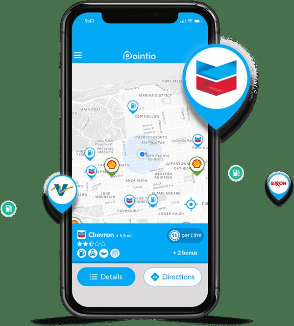 Pointio Phone App
